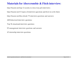 Amazing Abercrombie And Fitch Resume Contemporary - Simple resume .