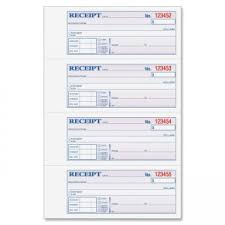 How To Fill Out A Money Rent Receipt Book Blazeboothes Blog