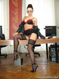 Secretary Hoes Kate Jones Facial Brunette Office Hottie Kate In.