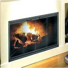 gas fireplace glass replacement heat n glo