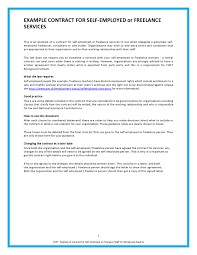 This general contract agreement template is a binding contract between two parties. 38 Free Freelance Contract Templates Ms Word ᐅ Templatelab