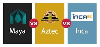 Maya Vs Aztec Vs Inca Find Out The Top 5 Differences And