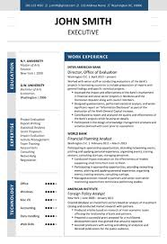 Executive Resumes Templates Awesome EXECUTIVE Resume Template Trendy Resumes