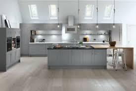 gray shaker cabinet doors. Image Is Loading Dust-Grey-Shaker-Kitchen-Doors-Kitchen-Cupboard-Doors- Gray Shaker Cabinet Doors