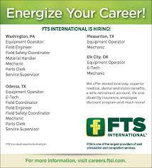 fts international linkedin fts international is hiring