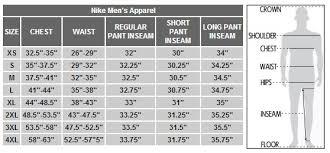 Nike Soccer Jersey Size Chart Nike Authentic Jersey Size Chart