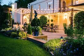 outdoor lighting backyard. Backyard String Lights Professional Lighting . Outdoor