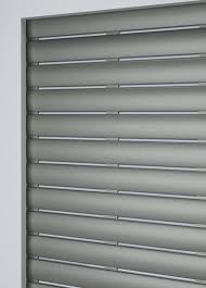 roller shutter aluminum door security