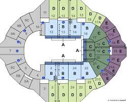 Peoria Civic Center Arena Tickets Seating Charts And