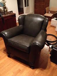 leather sofa paint painted vinyl chair as chalk paint in graphite leather furniture paint uk