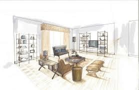 interior design hand drawings. Inspirational Interior Design Drawing Videos Hand Drawings F
