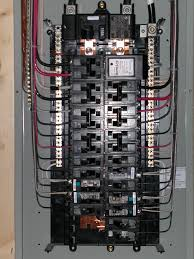 how to install circuit breaker box facbooik com Electric Breaker Panel Box Wiring fuse box to breaker box facbooik Wiring 30 Amp Breaker Box