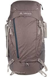 Vaude Asymmetric 38 8l Backpack For Women Grey