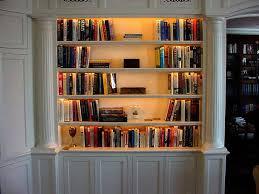 lighting bookshelves. wood shelving units installing under shelf lighting hanging corner additional storage for bookshelves e