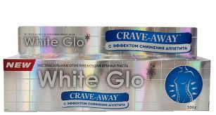 <b>Зубная паста White Glo</b> Crave Away с эффектом снижения ...