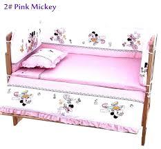 minnie mouse crib set mouse crib bedding set baby mouse crib bedding mouse crib bedding set