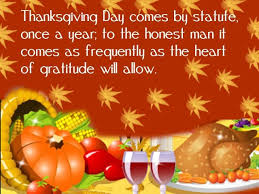 Thanksgiving Day Quotes With Images via Relatably.com