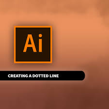 If you've already drawn the line, just click on it for further editing. How To Make A Dotted Line In Illustrator Howchoo