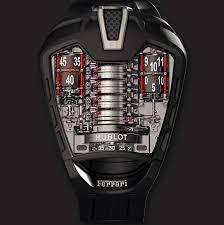Unique variety of watches on chrono24.in Hublot Masterpiece Mp 05 La Ferrari Titanium Black Rubber Replica Watch Ref 905 Nd 0001 Rx High Quality Replica Watches
