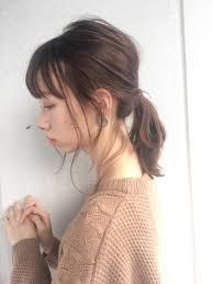 頭美人 Atama Bijin A Twitter 寒いからと言ってヘアスタイルに手を