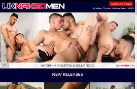 Uk naked men password