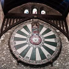 the great hall legendary king arthur s round table