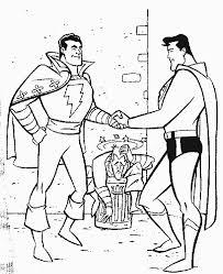 Kleurplaten Superman