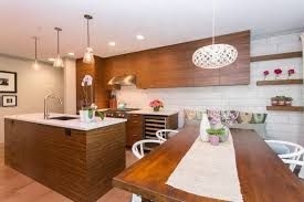 circle neutral colors marrocan stained stylish and atmospheric mid century modern kitchen designs