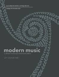 Pour un séjour à petit prix logez dans une auberge de jeunesse à séville! Modern Music Pt 1 Catalogue 90 By J J Lubrano Music Antiquarians Issuu