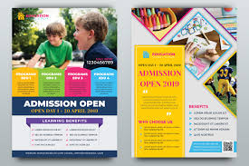 education poster templates education flyer templates