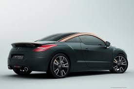 Peugeot RCZ: History of Model, Photo Gallery and List of Modifications
