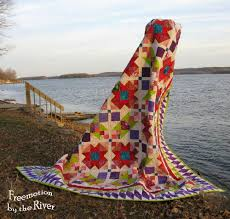 Lazy Sunday Quilt by the River • Freemotion by the River & Lazy Sunday Quilt by the River Adamdwight.com
