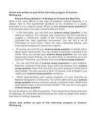cover letter science essay format science fair essay format for cover letter cover letter template for science essay format scientific examplescience essay format extra medium size