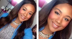 fresh flawless everyday makeup tutorial 2016 spring makeup for brown eyes