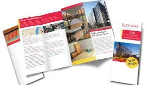 apartment brochure design. Graphic Design Apartment Brochure