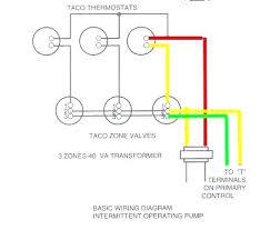 taco pump control taco zone valve wiring diagram together i taco pump control taco zone valve wiring diagram together i need to replace a can i leave the taco 6 zone pump control taco zone pump controller