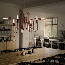country style chandelier lighting e26 e27