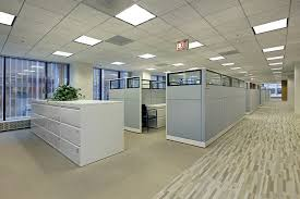 office with cubicles. Office Area With Cubicles Office C