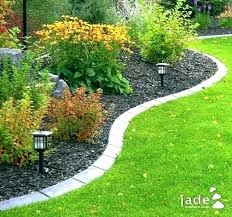 garden edging ideas landscape brick i love the concrete diy landscapi