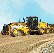 construction motor grader gd655 series komatsu construction and mining equipment
