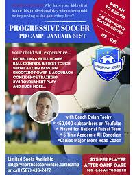 Progressive Soccer Camp (Calgary, AB) - Progressive Soccer