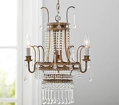 hayleigh gold chandelier