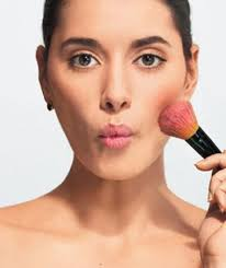 beauty tips makeup tips blush tips how to apply blush to you re cheeks