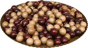 Decorative Bowl With Balls Sophisticated Decorative Bowl Fillers Berry Bowl Fillers Burgundy 65