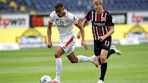 E.Frankfurt 1 Mainz 05 1 maç sonucu özeti - Tv100 Spor