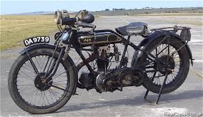 an ajs celebration 100 years classic motorcycle news from