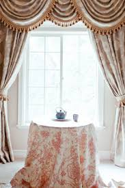 Window Valance Living Room Perfect Window Valances For Your Living Room White Fabric Chaise