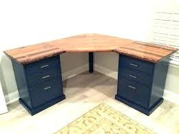 wooden corner desk. Wood Corner Desk Wooden Office Computer In White Modern Round Solid T