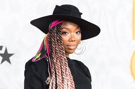 Brandy Is the Reason Why This R&B Singer Is Blind in One Eye