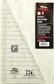 294 best Quilts - Rulers/Templates images on Pinterest | Projects ... & A ruler to create perfect half rectangle triangles - A Cool Tool Thursday  post. Quilting ToolsQuilting RulersQuilting ... Adamdwight.com